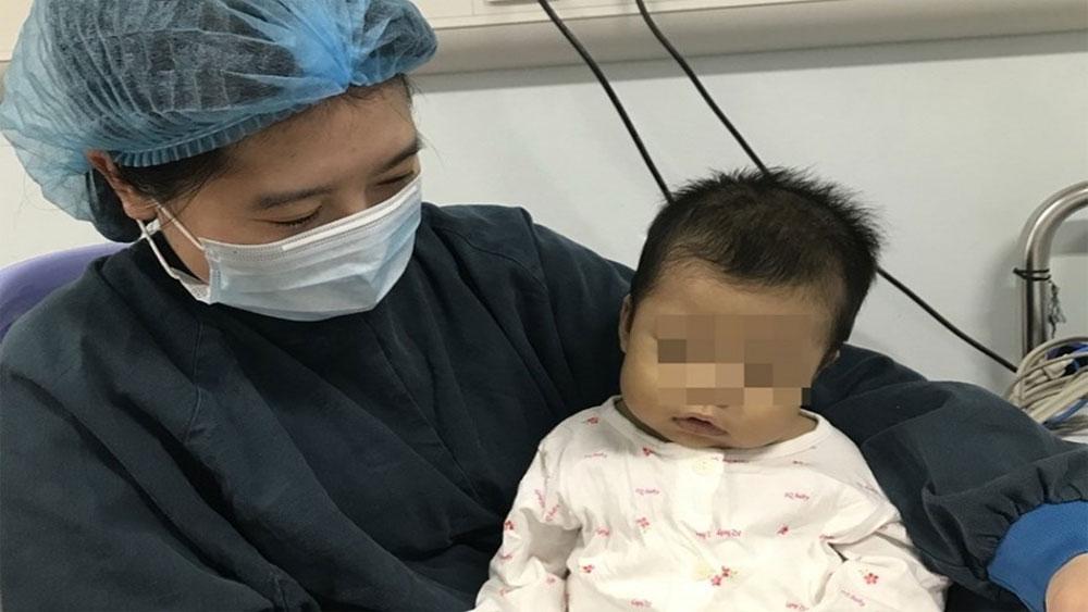 Thực hiện thành công ca ghép gan nhỏ tuổi nhất Việt Nam